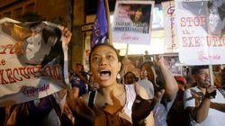 O destino de duas indonésias presas por tráfico no