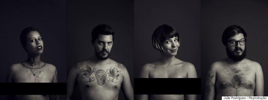 Pode e não pode: Fotógrafa discute liberdade da nudez feminina no Facebook
