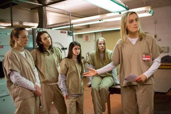 Por que 'Orange is the New Black' é uma série