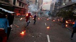 Estudantes voltam às ruas da Venezuela contra o presidente Nicolás