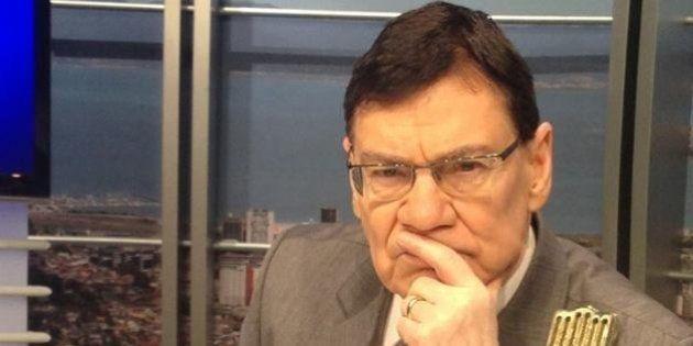 Comentarista que atacou pessoas com depressão, Luiz Carlos Prates volta ao SBT Santa
