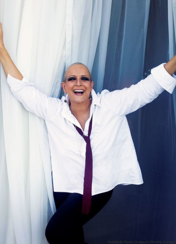 Betty Lago e sua força contra o câncer: 'Sou uma mulher