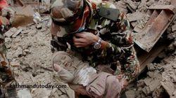 Emocionante: Bebê de apenas 4 meses é resgatado com vida de escombros no