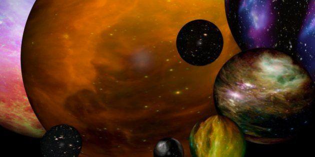 Nova teoria quântica radical diz que outros universos afetam o