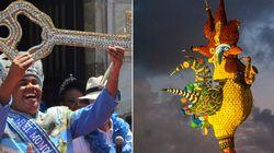 Foi dada a largada: Já é Carnaval no Rio de Janeiro e