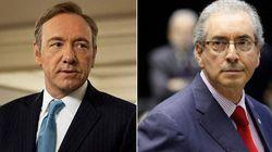 House of Cards: Fama de Eduardo Cunha de ser o Frank Underwood brasileiro é citada pela 'The