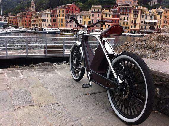 Cykno é a bike mais cool do