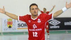 Campeão com clube estreante, Falcão celebra nono título da Liga