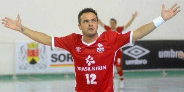 No Sorocaba, Falcão celebra nono título da Liga