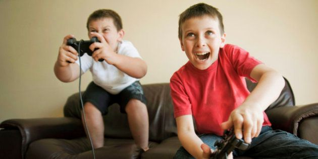 Gamers têm mais massa cinzenta e habilidades