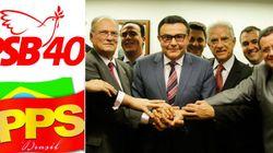 Fusão entre PSB e PPS abre a corrida para as eleições de