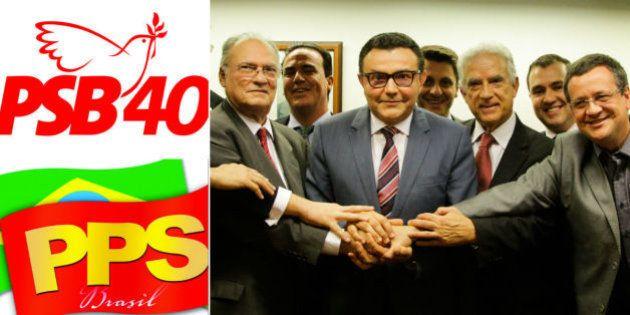 PSB e PPS anunciam fusão e abrem a corrida para as eleições de