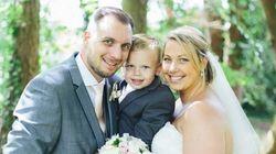 Esta mulher organiza casamentos para outros doentes