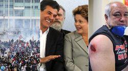 Beto Richa garantiu a ministros de Dilma que não haveria repressão contra