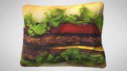 15 exemplos de como comida e decoração combinam