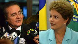 'Ridículo', diz Renan sobre Dilma não fazer discurso do 1º de Maio na