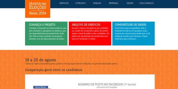 Ferramentas digitais para acompanhar criticamente as eleições