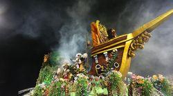 Os destaques da 1ª noite de desfiles em São
