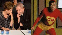 Chapolin? Não, Dilma chamou Lula e Santana para estancar 'sangria' no