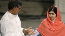 Mais jovem ganhadora, Malala recebe Prêmio Nobel da