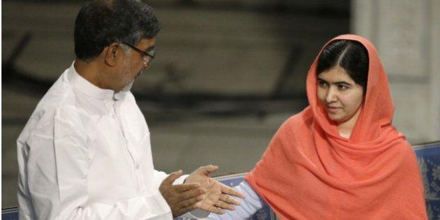 Malala recebe prêmio Nobel da Paz em cerimônia na
