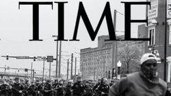 Esta capa da revista TIME resume o que está acontecendo nos