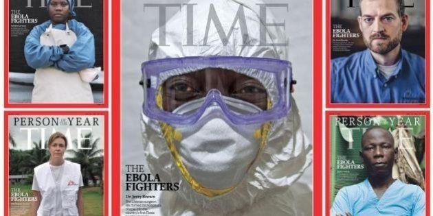 Revista Time elege profissionais da saúde como 'Pessoa do