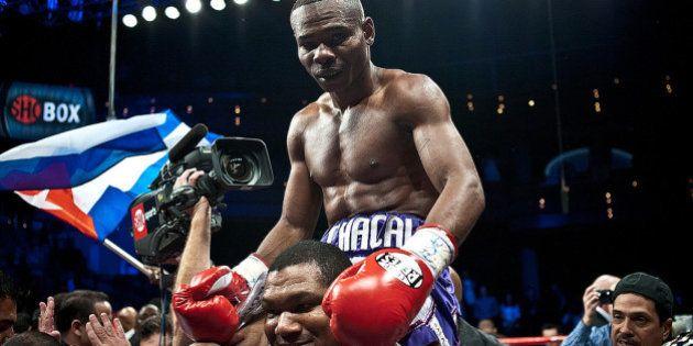 Boxe profissional retorna a Cuba após 51