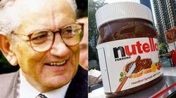 Criador da Nutella morre aos 89