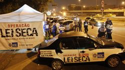 Medida de Detran-SP mantém motorista bêbado de São Paulo nas