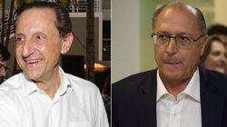 SP: Skaf vai ganhando terreno: 23% contra 47% de Alckmin, diz
