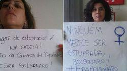 FOTOS: Agressão de Bolsonaro resgata campanha
