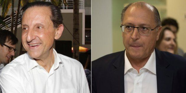 Paulo Skaf avança para 23%, mas Geraldo Alckmin ainda é reeleito no 1º turno com 47%, diz