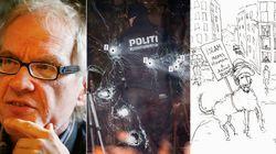 Suspeito de ataques terroristas na Dinamarca é morto pela