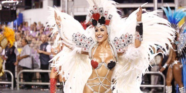 FOTOS: O que rolou no sábado de Carnaval no