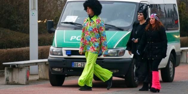 Alemanha cancela desfile de Carnaval após ameaça de