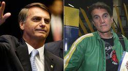 ASSISTA: Bolsonaro curte o Carnaval com direito a beijo de Amin