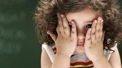 'Crianças que nunca viram