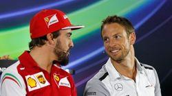 Alonso fará dupla com Button na McLaren em