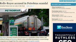 Corrupção na Petrobras: Rolls-Royce pagou propina a funcionários da estatal, diz Financial