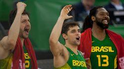 Brasil supera 'pane' e vence a Sérvia no Mundial de