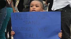 'É isso que o racismo faz: uma mãe vê o mundo machucar seu