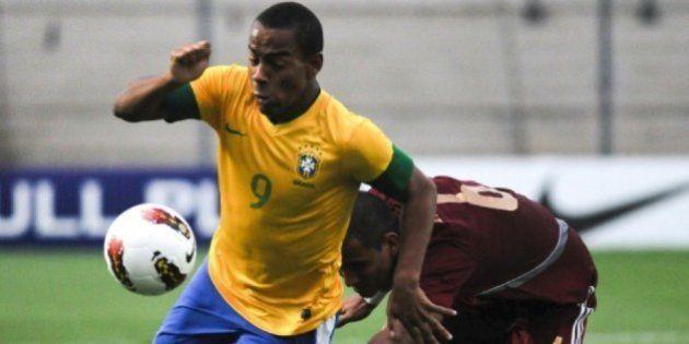 Rumo aos Jogos do Rio, Seleção Brasileira sub-21 goleia
