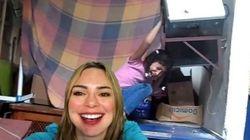 Selfies de Rachel Sheherazade são a melhor coisa que já aconteceu na