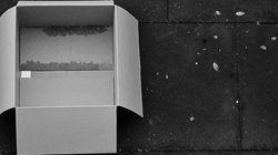 'A última caixa de