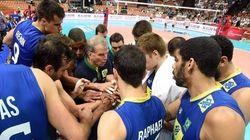 Em busca do tetra, Brasil vence mais uma no Mundial de