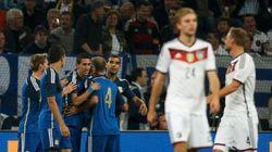 Argentina dá o troco na Alemanha em reedição da final da