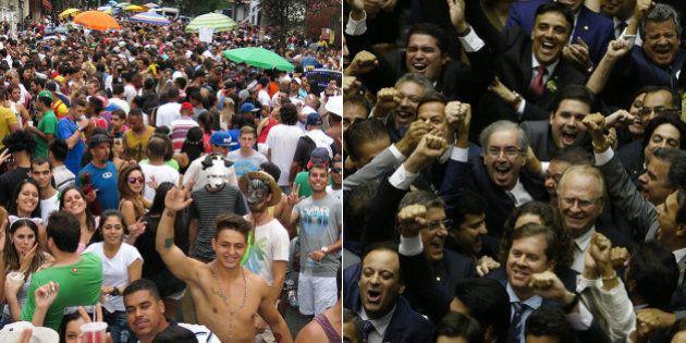 Recesso de parlamentares do Congresso Nacional no feriado de Carnaval custa quase R$ 300 milhões, diz