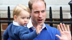 ASSISTA: Bebê George chega para visitar a irmãzinha e rouba a