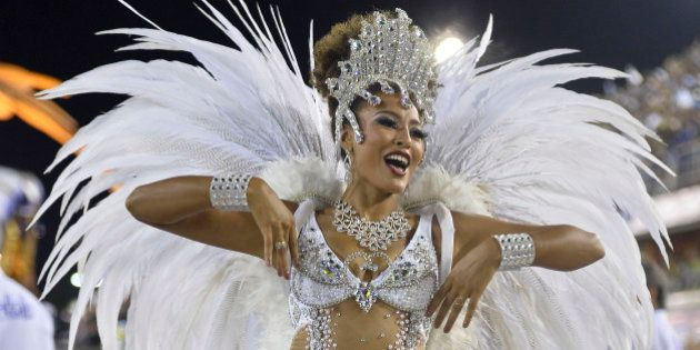 FOTOS: As musas dos desfiles no Rio de